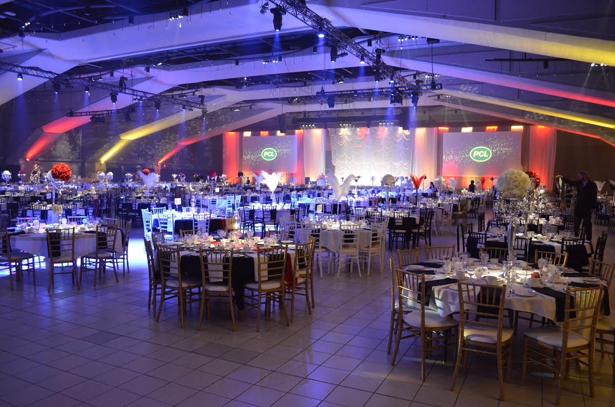 corporate christmas events