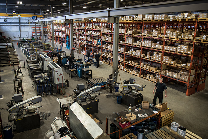 M&Z Industrial Supply Ltd  Celebrates 40 Years - Business In